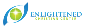 logo for Enlightened Christian Center Church, Marietta, GA