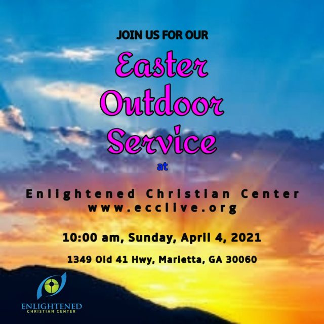 Easter Outdoor Service